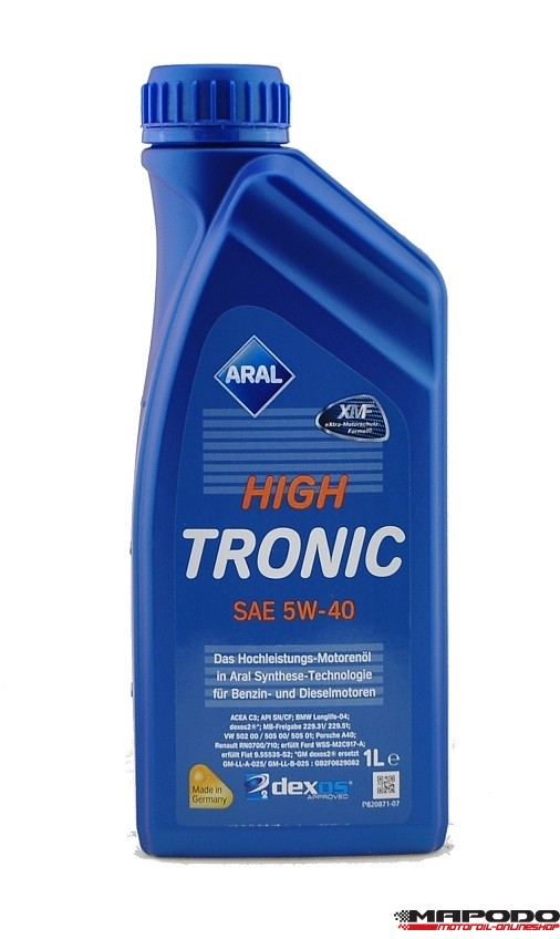 ARAL High Tronic | 5W-40 | 1 ltr.
