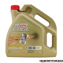 Castrol EDGE 0W-40 A3/B4 4 Front