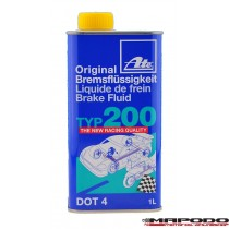 ATE Brake Fluid Typ 200 DOT 4