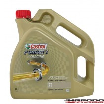 Castrol POWER1 Racing 2T | 4 ltr.