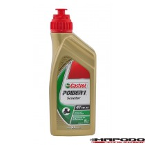 Castrol POWER1 Scooter 4T 5W-40 Motorroller  | 1 L