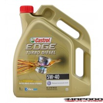 Castrol EDGE Turbo Diesel 5W-40 | 5L