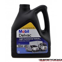 Mobil Delvac Light Commercial Vehicle E 10W-40 4 Liter