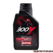 Motul 300V Factory Line 15W-50 Road Racing 1 Liter