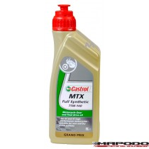 Castrol MTX Full Synth. 75W-140 | 1 Ltr.