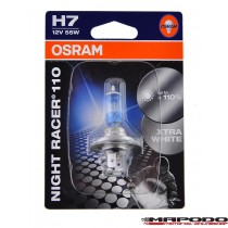 Osram Night Racer H7 +110% mehr Licht