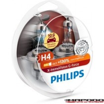 Philips Glühlampe H4 X-TremeVision 12342XVGS2