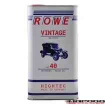 Rowe Hightec Vintage SAE 40, unlegiert | 5 ltr. (Öl)