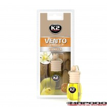 Vento Air Fresh 8ml Vanilla