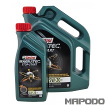 Castrol Magnatec Stop-Start  5W-20 E, FORD EcoBoost