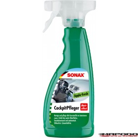 SONAX CockpitPfleger Matteffect Apple-Fresh | 500 ml