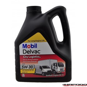 Mobil Delvac City Logistics V 5W-30 4 Liter (VW)