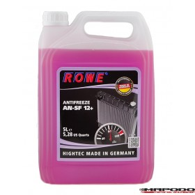 ROWE Hightec ANTIFREEZE AN-SF 12 Plus Konzentrat (Lila) | 5 L