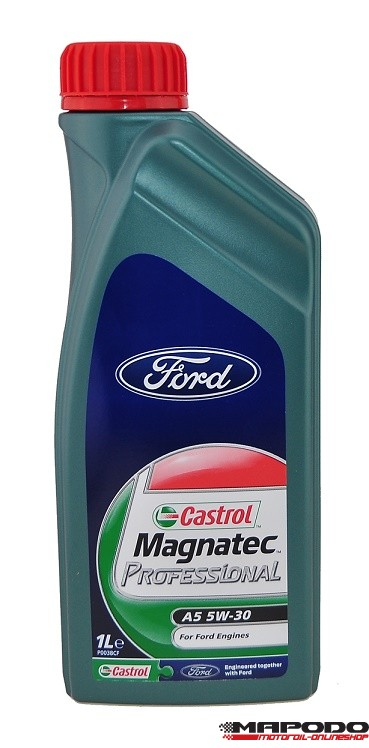 castrol magnatec professional 5w 30 a5 ford 1 ltr. Black Bedroom Furniture Sets. Home Design Ideas