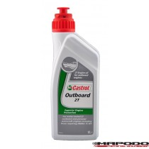 Castrol Outboard 2T 1 Liter