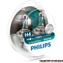 Philips Glühlampe H4 X-TremeVision